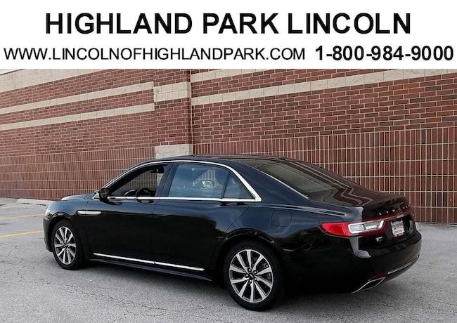Used 2017 Lincoln Continental For Sale Highland Park Il