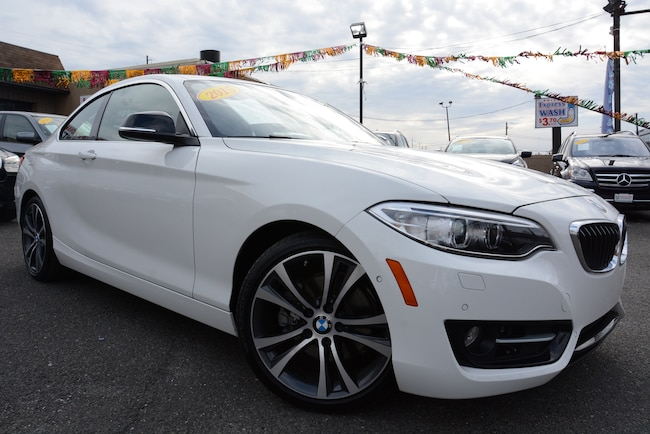 2015 BMW 228i Sport Coupe