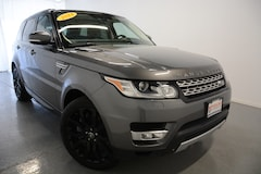 2014 Land Rover Range Rover Sport 5.0L V8 Supercharged SUV