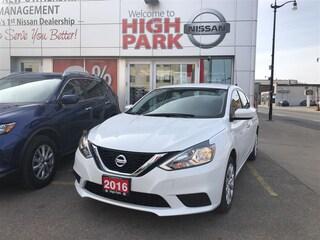 2016 Nissan Sentra S *Bluetooth*A/c*Mint Condition Sedan