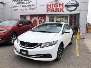 2015 Honda Civic Sedan EX Back Up Cam*Sunroof*Heated Seats Sedan