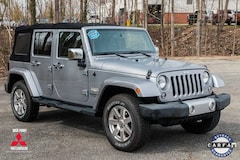 2014 Jeep Wrangler Unlimited Unlimited Sahara SUV