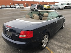 2004 Audi A4 3.0 | Convertible| LOW KM| Call  1 888 796 9484 Convertible