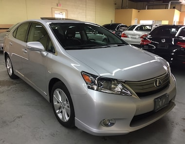 2010 LEXUS HS 250h +Hybrid +LOW KM+ Click For More Details Sedan