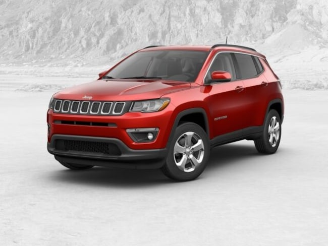 2017 Jeep Compass LATITUDE 4X4 Sport Utility