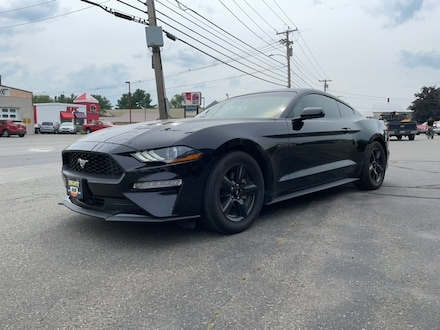 2019 Ford Mustang Ecob Coupe