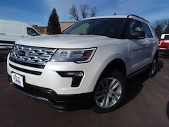 2019 Ford Explorer Xlt Sport Utilities