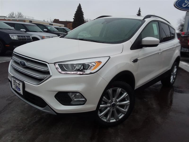 2019 Ford Escape SEL AWD 4dr SUV SUV