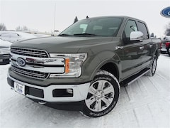 2019 Ford F-150 Lariat 4x4 4dr Supercrew 5.5 ft. SB Pickup Truck
