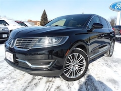 2016 Lincoln MKX Reserve Sport Utilities