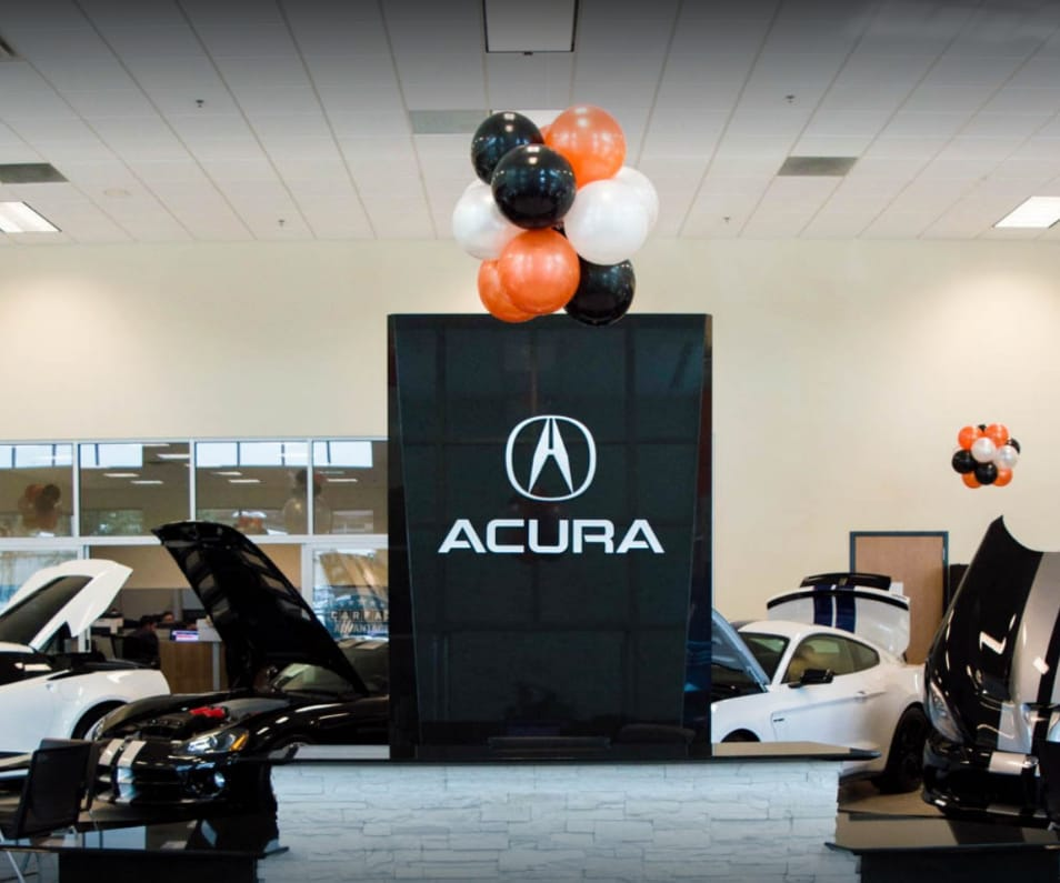 New Acura Dealership In Ft
