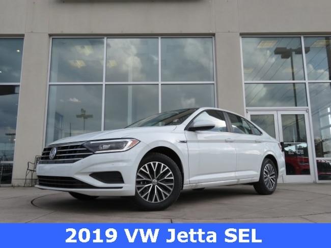 New 2019 Volkswagen Jetta 1.4T SEL Sedan for sale in Huntsville, AL at Hiley Volkswagen of Huntsville