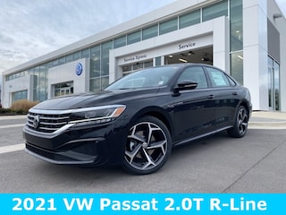 New 2021 Volkswagen Passat 2.0T R-Line Sedan for sale in Huntsville, AL at Hiley Volkswagen of Huntsville