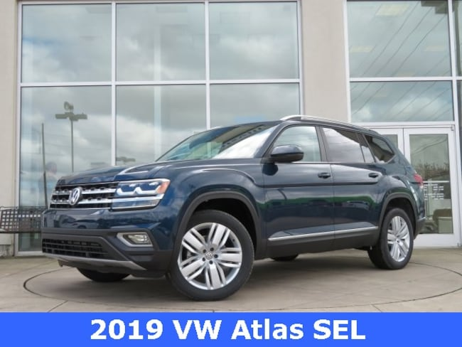 Vw For Sale >> New 2019 Volkswagen Atlas 3 6l V6 Sel For Sale In Huntsville Al