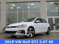 2019 Volkswagen Golf GTI 2.0T SE Hatchback 3VW6T7AU0KM003795 for sale in Huntsville, AL at Hiley Volkswagen