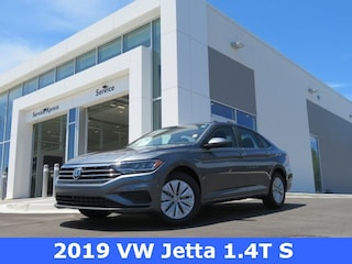 New 2019 Volkswagen Jetta 1.4T S Sedan for sale in Huntsville, AL at Hiley Volkswagen of Huntsville