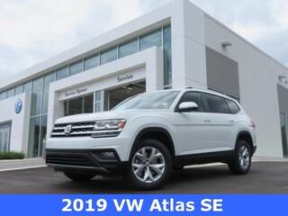 2019 Volkswagen Atlas 3.6L V6 SE SUV 1V2DR2CA4KC579954 for sale in Huntsville, AL at Hiley Volkswagen