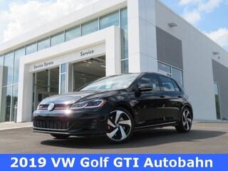 New 2019 Volkswagen Golf GTI 2.0T Autobahn Hatchback for sale in Huntsville, AL at Hiley Volkswagen of Huntsville