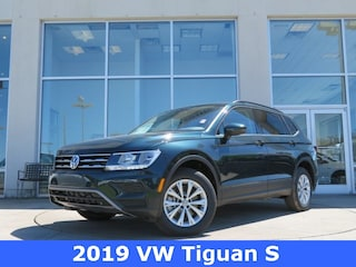 New 2019 Volkswagen Tiguan 2.0T S SUV for sale in Huntsville, AL at Hiley Volkswagen of Huntsville