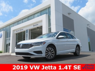 Used 2019 Volkswagen Jetta 1.4T SE Sedan for sale in Huntsville, AL at Hiley Volkswagen of Huntsville