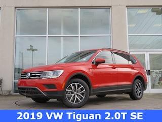 New 2019 Volkswagen Tiguan 2.0T SE SUV for sale in Huntsville, AL at Hiley Volkswagen of Huntsville