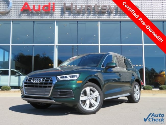 Used 2018 Audi Q5 2.0T Premium SUV for sale in Huntsville, AL at Hiley Volkswagen of Huntsville