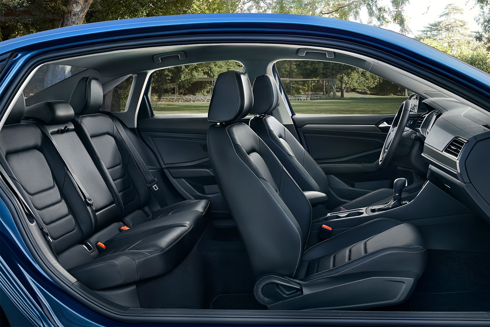 New Volkswagen Jetta Interior