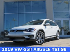 2019 Volkswagen Golf Alltrack TSI SE 4MOTION Wagon 3VWH17AU8KM500690 for sale in Huntsville, AL at Hiley VW of Huntsville