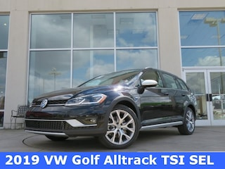 New 2019 Volkswagen Golf Alltrack TSI SEL Wagon for sale in Huntsville, AL at Hiley Volkswagen of Huntsville
