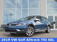 2019 Volkswagen Golf Alltrack TSI SEL 4MOTION Wagon 3VWH17AU5KM503126 for sale in Huntsville, AL at Hiley VW of Huntsville