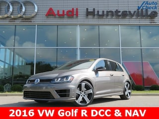 Used 2016 Volkswagen Golf R 4-Door Hatchback for sale in Huntsville, AL at Hiley Volkswagen of Huntsville