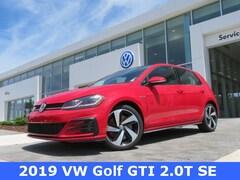 2019 Volkswagen Golf GTI 2.0T SE Hatchback 3VW6T7AU7KM016284 for sale in Huntsville, AL at Hiley Volkswagen
