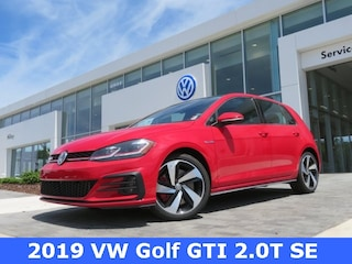 New 2019 Volkswagen Golf GTI 2.0T SE Hatchback for sale in Huntsville, AL at Hiley Volkswagen of Huntsville