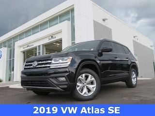 2019 Volkswagen Atlas 3.6L V6 SE SUV 1V2DR2CAXKC577206 for sale in Huntsville, AL at Hiley Volkswagen