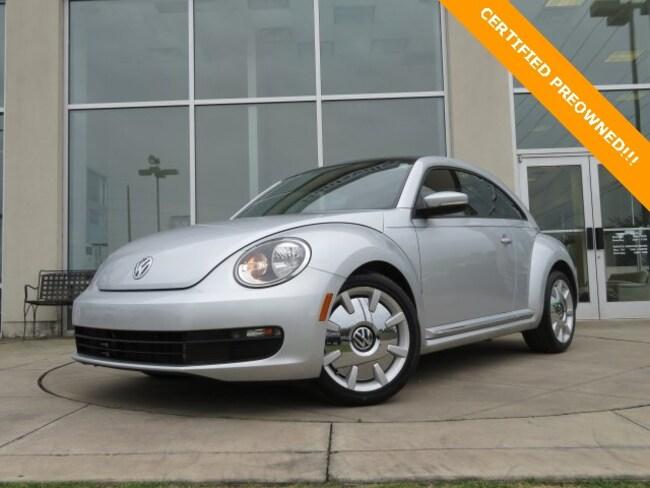 Used 2016 Volkswagen Beetle 1.8T SEL Automatic Hatchback for sale in Huntsville, AL at Hiley Volkswagen of Huntsville