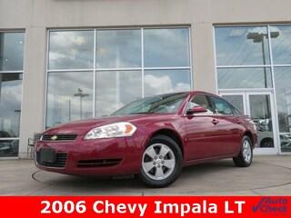 2006 Chevrolet Impala LT w/3.5L Sedan
