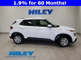 New 2020 Hyundai Venue SEL SUV KMHRC8A36LU031610 for sale near Fort Worth, TX at Hiley Hyundai