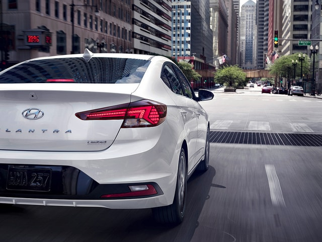 2019 Hyundai Elantra Technology