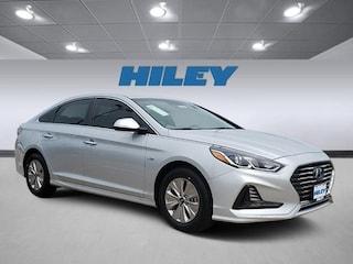 New 2019 Hyundai Sonata Hybrid SE Sedan KMHE24L34KA091831 for sale near Fort Worth, TX at Hiley Hyundai