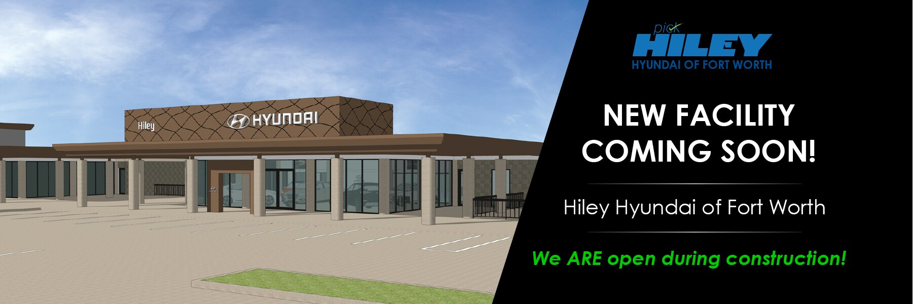 Hiley Hyundai of Fort Worth, New & Used Hyundai Dealership in Fort Worth,  ...