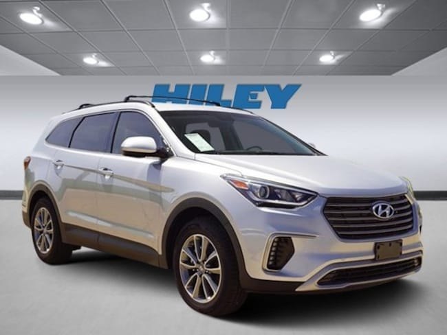 New 2018 Hyundai Santa Fe SE SUV KM8SM4HF2JU263044 for sale near Fort Worth, TX at Hiley Hyundai