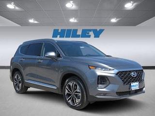 New 2019 Hyundai Santa Fe Limited 2.0T SUV 5NMS53AAXKH018155 for sale near Fort Worth, TX at Hiley Hyundai