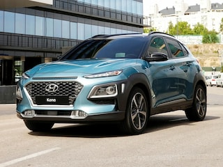 New 2019 Hyundai Kona SE SUV KM8K12AA7KU320304 for sale near Fort Worth, TX at Hiley Hyundai