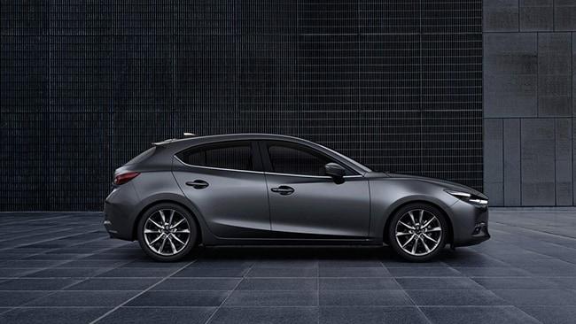 2018 Mazda3 HB Exterior