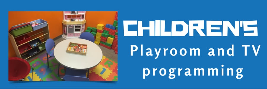 Children's Playroom and TV Programming
