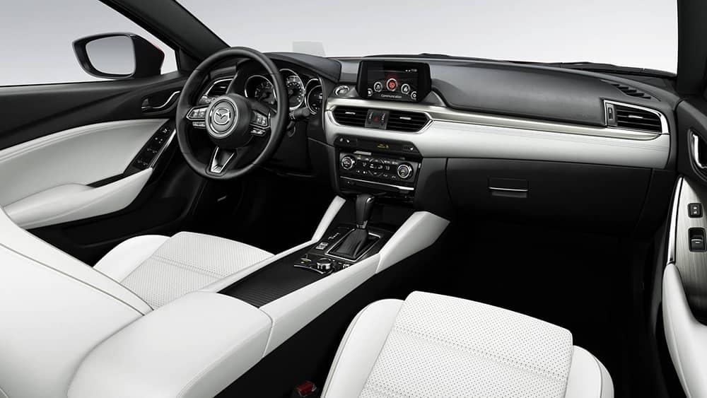 2017 5 Mazda6 Interior