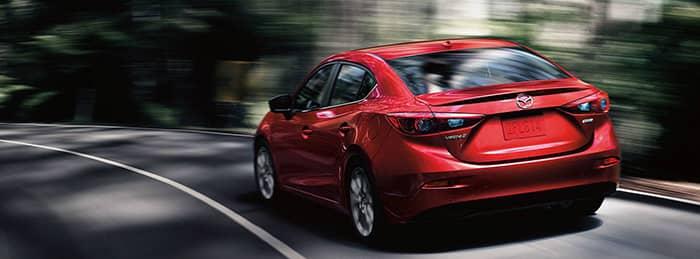 2018 Mazda3 Rear
