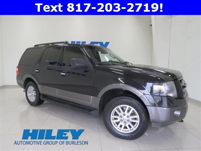 2012 Ford Expedition XLT 2WD  XLT for sale near Fort Worth, TX at Hiley Hyundai