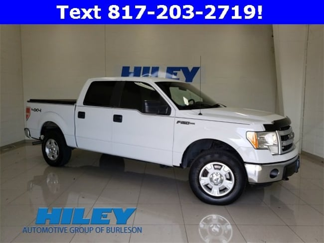 2014 Ford F-150 XLT for sale near Fort Worth, TX at Hiley Hyundai