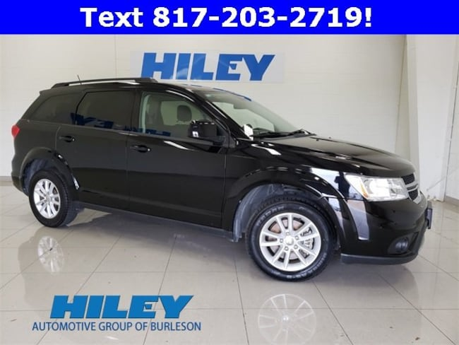 2015 Dodge Journey SXT FWD  SXT for sale near Fort Worth, TX at Hiley Hyundai